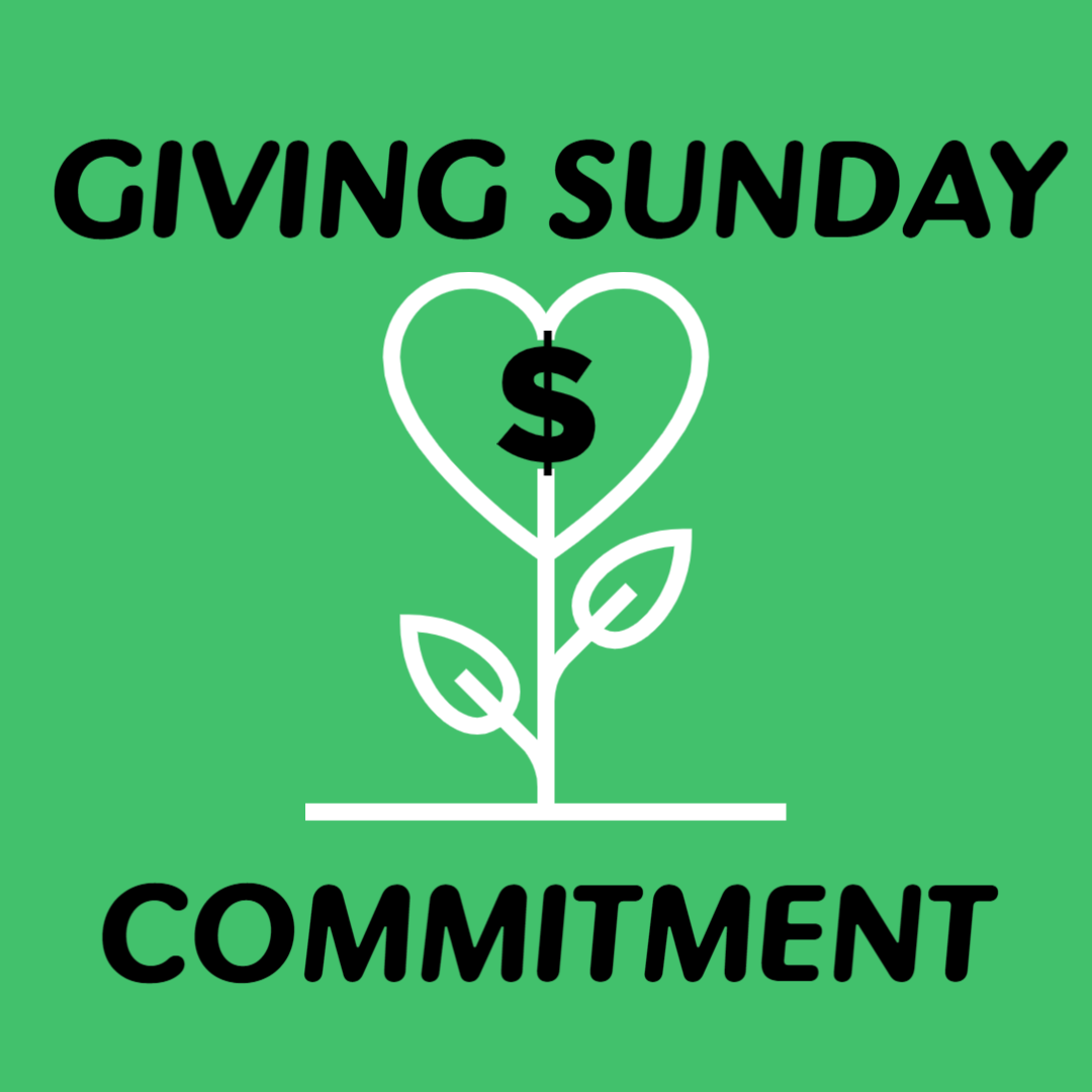 Giving Sunday & Annual Pledge Drive