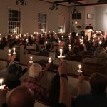 PAST EVENT: 2019-12-24: Melrose UU Church Christmas Eve Services: Tuesday, December 24, 5pm and 7pm