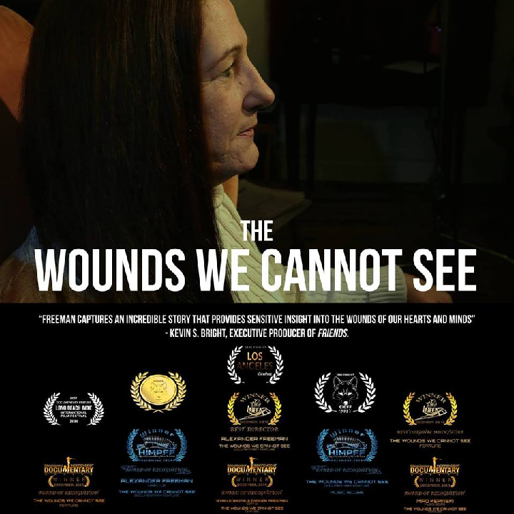 "Exploring Diversity Film: ""The Wounds We Cannot See"" Saturday, Oct. 28, 7:00 pm"