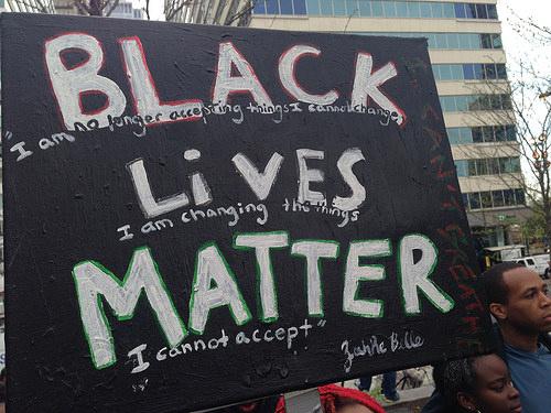 Black Lives Matter Allies in Melrose: Workshop, Monday, April 9, 7pm – 9pm