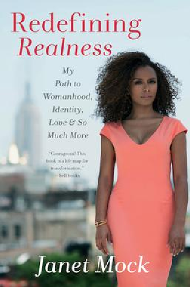 "Diversity Topic: Book Discussion, ""Redefining Realness"", Tuesday May 29, 7pm"