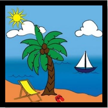 Tropical Get-Away! The 2019 MUUC Auction, Saturday, March 9 at 6:30pm