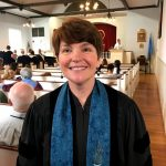 PAST EVENT: 2019-03-31: The Installation of Rev. Dr. Susanne Intriligator, Sunday, March 31st at 3:00 pm