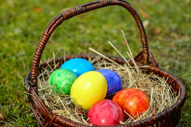 Worship Sunday, April 21, 10:30am: Happy Easter!
