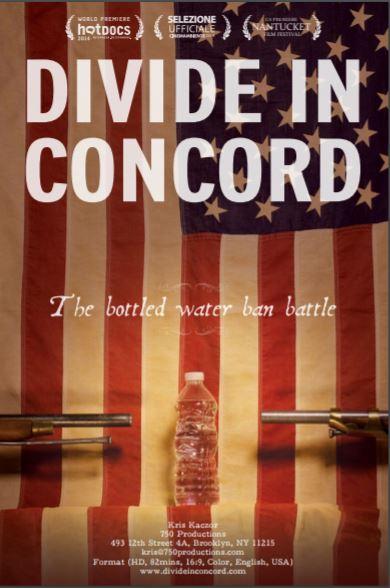 "Environmental Justice Film: ""Divide In Concord"", Sat. June 1, 2019 at 7:00 pm"