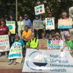 PAST EVENT: Sept 20, 2019 MUUC at the Climate Strike