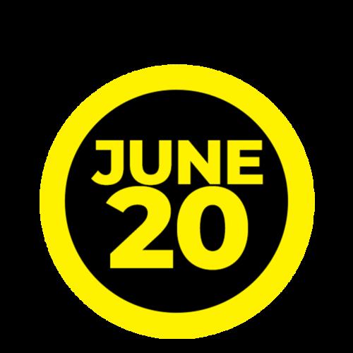 Poor People's Campaign June 20 Logo