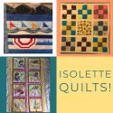 MUUC Quilters Make Isolette Quilts for Newborns at MWH