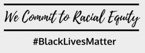 We commit to racial equity