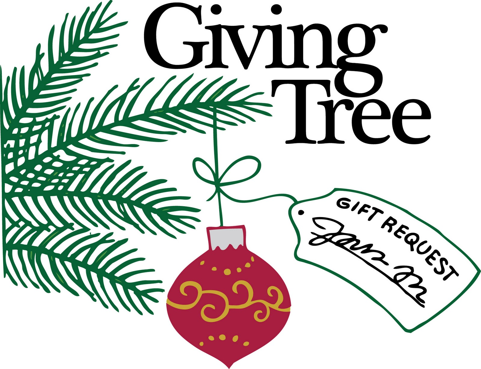 Giving Tree is Here!