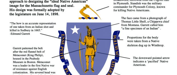 Fix the MA State Flag and Seal Now