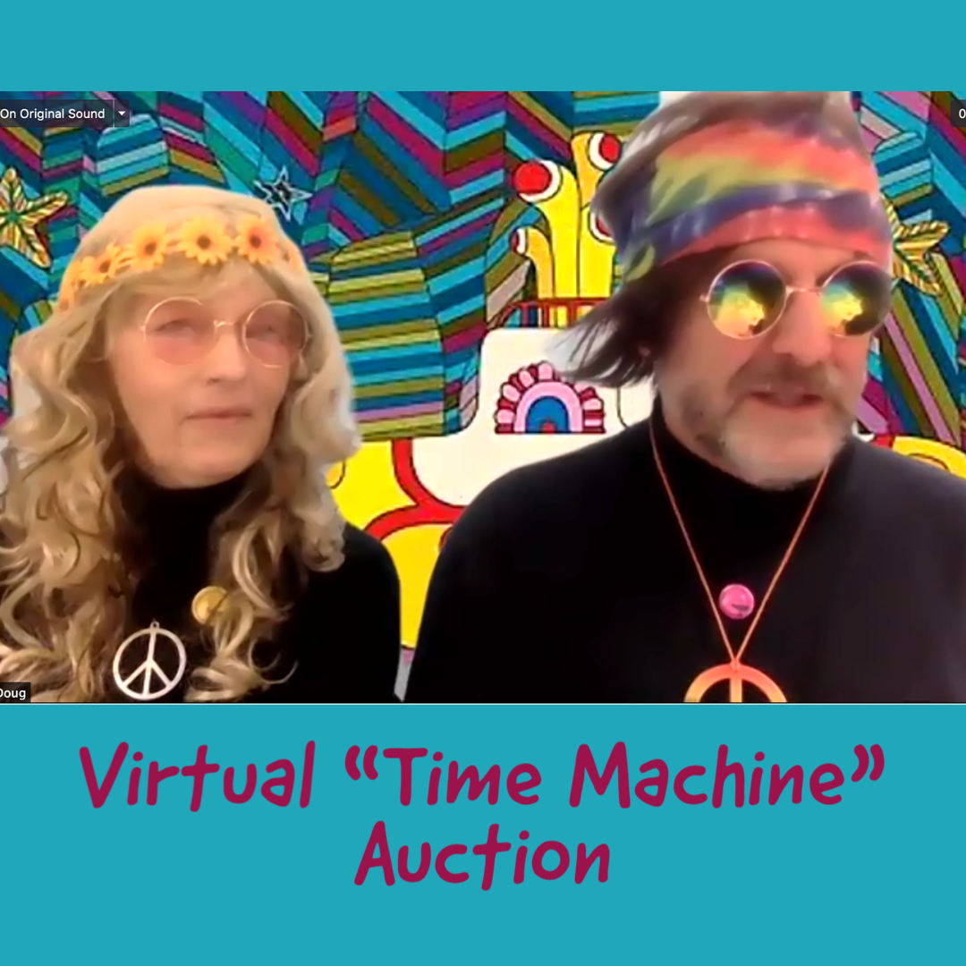 """Time Machine"" Auction Crushes It!"