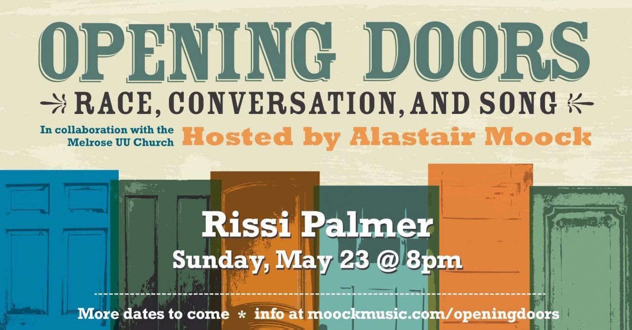 Rissi Palmer Opening Doors