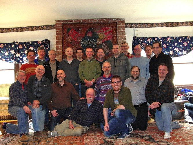 Mens Retreat 2013