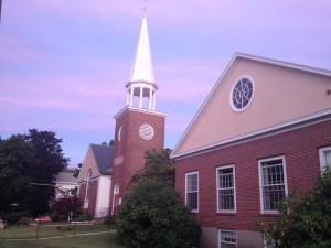 church exterior 644