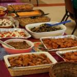Sat/Sun November 5 & 6: Progressive Supper & All Soul's Service